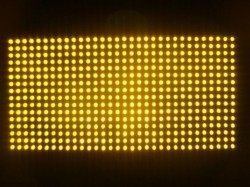 P10 Sarı Led Panel - Thumbnail